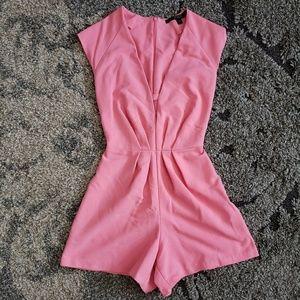 Guess - Pink Sasha Romper